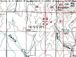 sections townships and ranges how can i view section township range coordinates on a gps map