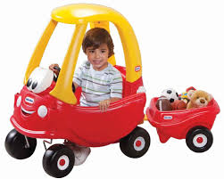 Little Tikes Toy Storage Little Tikes Cozy Coupe 30th Anniversary With Cozy Trailer Cars