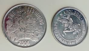 doubloon mardi gras aluminum doubloons customized mardi gras coin prices shown in
