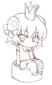 chibi drawings chibi pencil cleared by catplus on deviantart