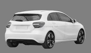 2 door compact cars next gen mercedes benz a class images are real car and driver blog