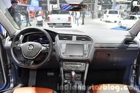 volkswagen tiguan 2016 interior 2016 vw tiguan 7 seat variant rendering