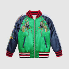 children s er jacket with dragons gucci boys clothing 4 12
