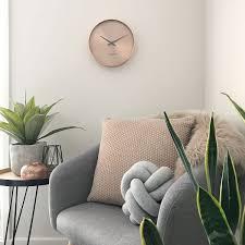 buy london clock company element silent wall clock copper oh clocks