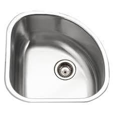 stainless corner sink houzer cst 1212 1 club 14 by 14 inch stainless steel corner bar sink