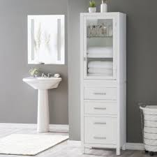 Towel Cabinet For Bathroom Linen Cabinets Hayneedle