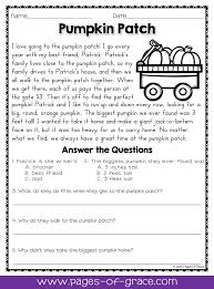 summer reading passages with comprehension questions reading