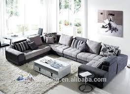 canap forme u grand canape en u un canapac en u design pour votre salon grand
