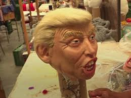halloween baby face mask creepy donald trump halloween masks business insider
