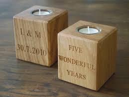 5th year anniversary gift ideas stylish 5 year wedding anniversary gift ideas b84 in pictures