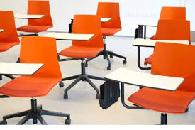 training chairs with tables classroom training room furniture for schools colleges