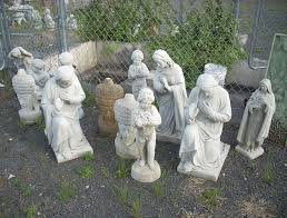 christian and garden decor concrete statuary portland