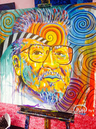 How To Make Mural Art At Home by History Luis Javier Rodriguez