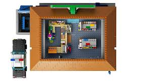 lego the simpsons kwik e mart amazon co uk toys u0026 games