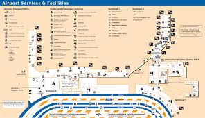 Chicago Ohare Terminal Map by Oakland Airport Terminal Map My Blog