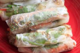 rice paper wrap how to make healthy rolls at home
