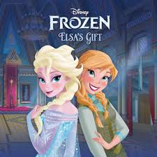 image frozen elsa u0027s gift book jpg disney wiki fandom powered