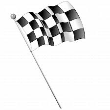 Checkered Racing Flags Formula 1 Red Car On Race Track By Bluedarkat Graphicriver