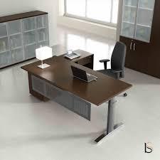 table de bureau en bois grand bureau d angle avec grand bureau d angle 100 pc de bureau