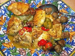Lidia S Kitchen Recipes by My Carolina Kitchen Chicken Scarpariello Recipe