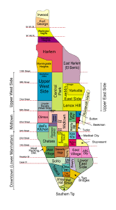 map of new york and manhattan how to find the best place to stay in new york city a guide for