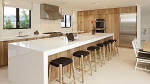 plan de travail bar cuisine plan travail cuisine avec jambage quels sont ses avantages