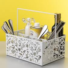 decor inspiring kitchen utensils ideas with condiment caddy and