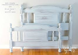 painted bed frames genwitch