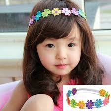 baby hair band colorful sunflower lace headdress baby hair band alex nld