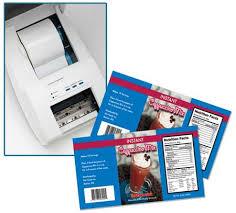 xtreme barcodes inc color printers lx400 color label printer
