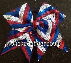 white and blue bows 122 best cheer bows images on cheer bows cheer stuff