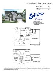 two story floor plans schalmo custom home builder