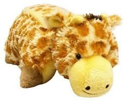 pillow pet night light target giraffe pillow pet stuffed animals ebay