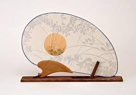 uchiwa fan handmade decorative bamboo uchiwa fan stand usagi unique japan