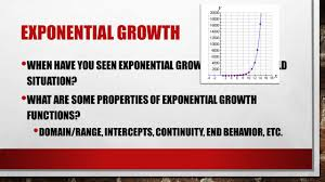 exponential functions ppt download