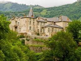 french chateau homes restoring the 18th century french château de gudanes in summer vogue
