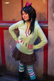 epic kids halloween costumes vanellope von schweets from