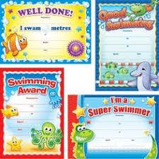 free swimming certificates 0 00 kids pinterest certificate