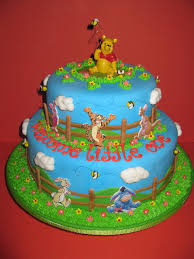 winnie the pooh baby shower cake the pooh baby shower
