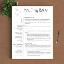 teaching resume template resumes elementaryteacherresumesle resume