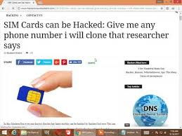 how to hack sim card number in pakistan i e jazz zong telenur and