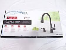 Delta Charmaine Single Handle Pull by Delta Kitchen Faucet Ebay