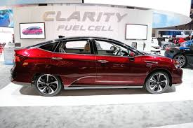 honda hydrogen car price honda clarity fuel cell to start around 60 000