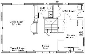 one open floor house plans open floor plans for timber framed homes simple one floor house