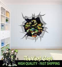 ninja turtle wall decor wall art design