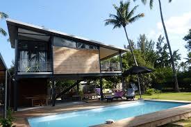 chambre sur pilotis bungalow sur pilotis et piscine appartements à louer à l ermitage