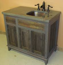 21 Inch Wide Bathroom Vanity by Antique Weathered Gray Barn Wood Vanity Antique Vanity Bathroom