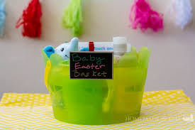 Homemade Easter Baskets by Baby Easter Basket Ideas Homemade For Elle