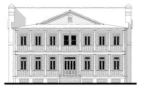 carolina commons mansion flat d house plan 06443 d design from