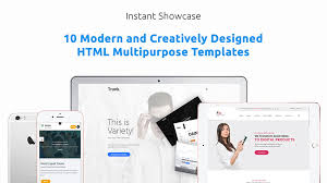 creatively designed 10 modern and creatively designed html multipurpose templates systons